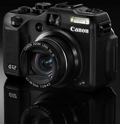 Canon G12, apuesta segura (1/6)