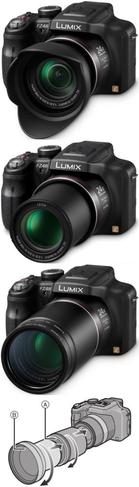 Panasonic Lumix DMC-FZ48, alumna aventajada (4/6)