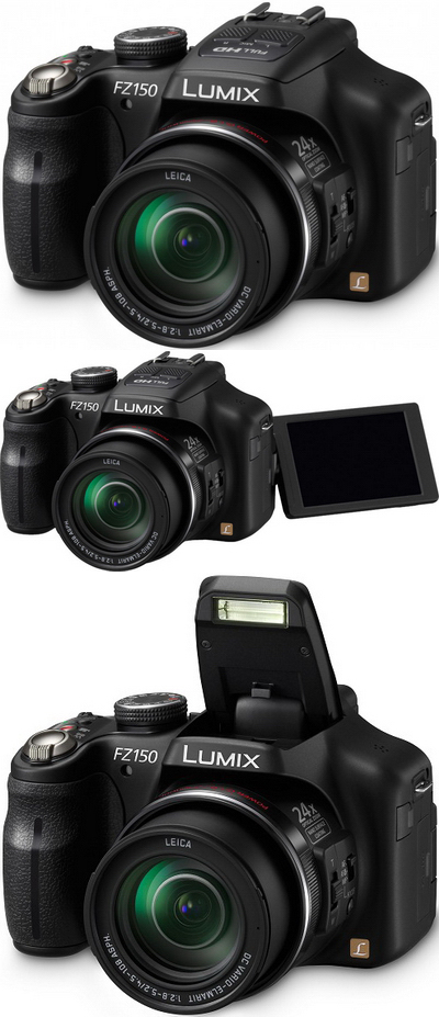 Panasonic Lumix DMC-FZ150, cambio radical (5/6)