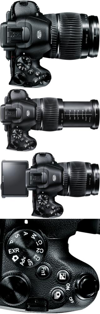 Fujifilm X-S1, potencia con clase (4/6)