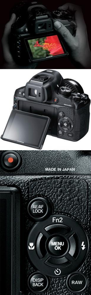 Fujifilm X-S1, potencia con clase (5/6)