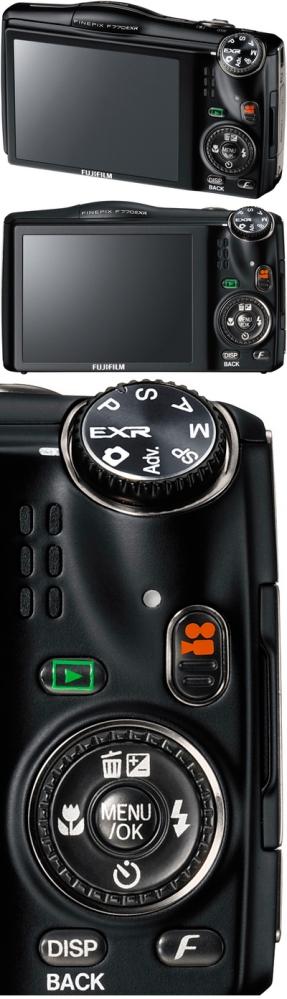 Fujifilm FinePix F770EXR, ¿arma total? (4/6)