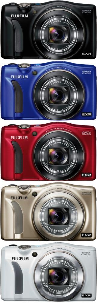 Fujifilm FinePix F770EXR, ¿arma total? (2/6)