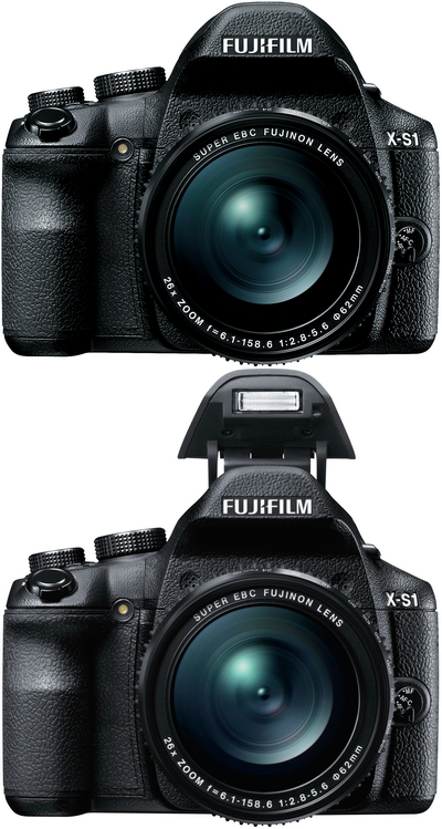 Fujifilm X-S1, potencia con clase (2/6)