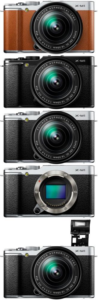 Fujifilm X-M1, savia nueva (2/6)