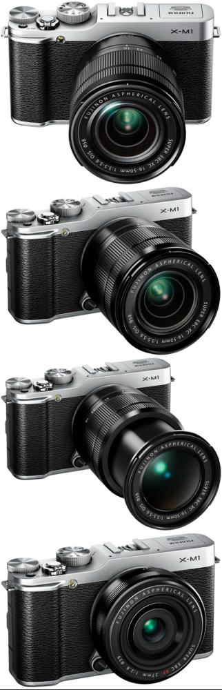 Fujifilm X-M1, savia nueva (4/6)