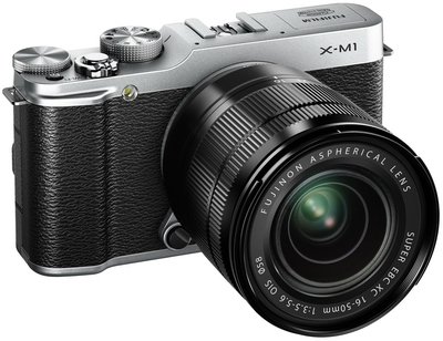 Fujifilm X-M1, savia nueva (1/6)
