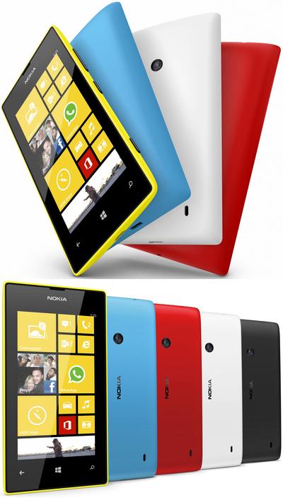 Nokia Lumia 520, punto de equilibrio (2/6)