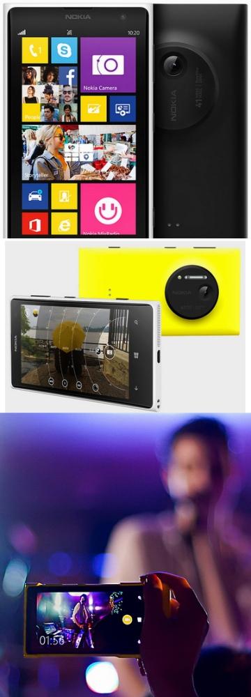 Nokia Lumia 1020, poderío total (3/6)